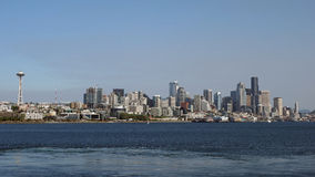 Skyline de Seattle Fotografia de Stock Royalty Free