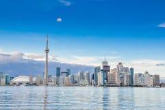 Skyline de Toronto foto de stock
