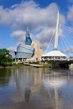 Skyline de Winnipeg Imagem de Stock Royalty Free