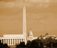 Washington DC Imagem de Stock Royalty Free