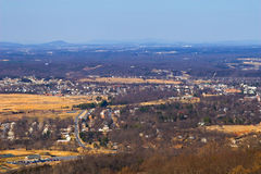 Skyline Drive Royalty Free Stock Photos