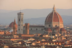 Skyline of Florence, Italy Stock Photography