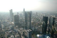 Skyline Frankfurt Lizenzfreies Stockbild
