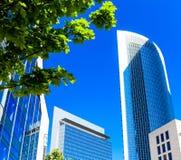 Skyline Frankfurt am Main, Germany Stock Photography