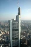 Skyline Frankfurt Royalty Free Stock Image