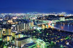 Fukuoka Royalty Free Stock Images