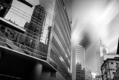 Skyline in Hong Kong Stock Images