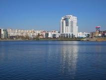 Skyline of Khmelnytsky, Ukraine Stock Photography