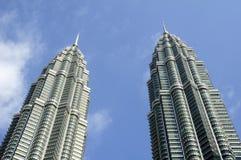 Skyline Kuala Lumpur Royalty Free Stock Photos