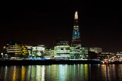 Skyline of London Stock Images