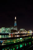 Skyline of London Royalty Free Stock Photography