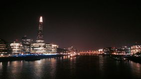 Skyline of london Stock Photo
