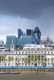Skyline of London UK Stock Image