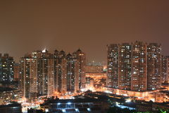 Skyline Macau Stockfoto