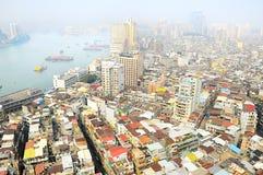 Skyline of Macau Royalty Free Stock Image
