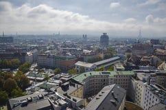Skyline, Munich Royalty Free Stock Photo