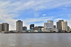 Skyline of New Orleans Royalty Free Stock Photography