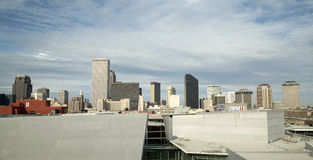 Skyline of New Orleans Royalty Free Stock Image