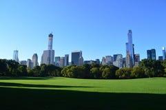 Skyline Newyork Royalty Free Stock Photos