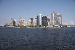 Skyline Of Manhattan, New York Royalty Free Stock Image