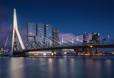 Free Skyline Of Rotterdam Royalty Free Stock Image - 98530596