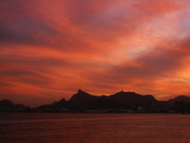 Skyline Rio de Janeiro Stock Photos