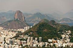 Skyline Rio de Janeiro, Brazil Royalty Free Stock Photo