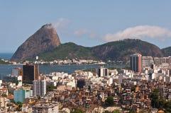 Skyline Rio de Janeiro Royalty Free Stock Images