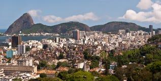 Skyline Rio de Janeiro Royalty Free Stock Photos
