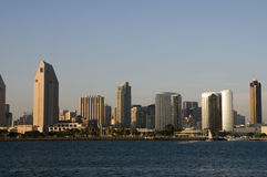 Skyline of San Diego Stock Photo