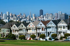 Skyline, San Francisco stock photography