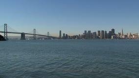 Skyline San Francisco stock video