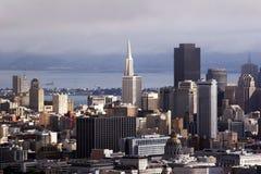 Skyline San Francisco, California, USA Royalty Free Stock Images