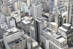 Skyline of Sao Paulo Stock Images