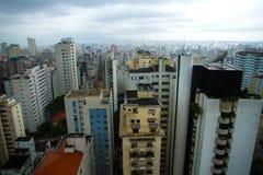 Skyline of Sao Paulo Stock Image