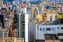 Skyline of Sao Paulo Stock Photos