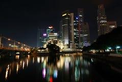 Skyline of Singapore Stock Images