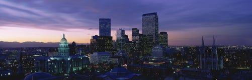 Skyline St.- Louismissouri Stockfoto