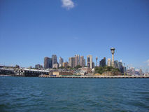 Skyline Sydney Foto de Stock Royalty Free