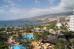 Skyline of Tenerife Royalty Free Stock Photos