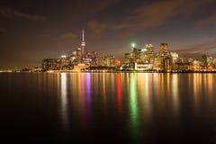 Skyline Toronto Imagens de Stock