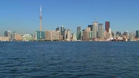 Skyline Toronto, Canada,Toronto stock video