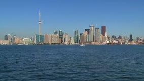Skyline Toronto, Canada,Toronto stock video footage