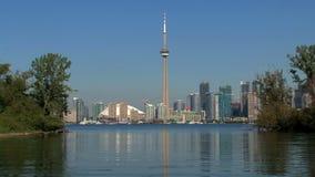 Skyline Toronto, Canada,Toronto stock footage