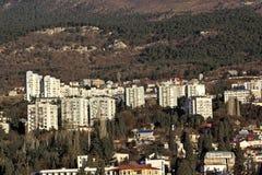 Yalta skyline Royalty Free Stock Photo