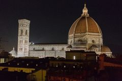 The duomo Florence, Italy royalty free stock image