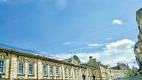 Skyline von Chippenham lizenzfreies stockfoto