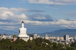 Skyline von Peking lizenzfreies stockbild