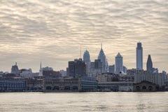 Skyline von Philadelphia Lizenzfreies Stockbild