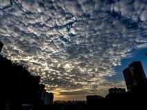 Skyline von Sao Paulo-Stadt stockfoto